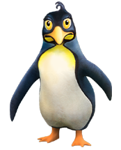 My Free Zoo Pinguinvogel